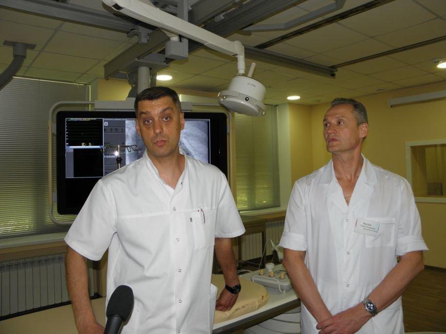 Глава минздрава открыл в Краматорске уже работающую кардиохирургию, фото-4