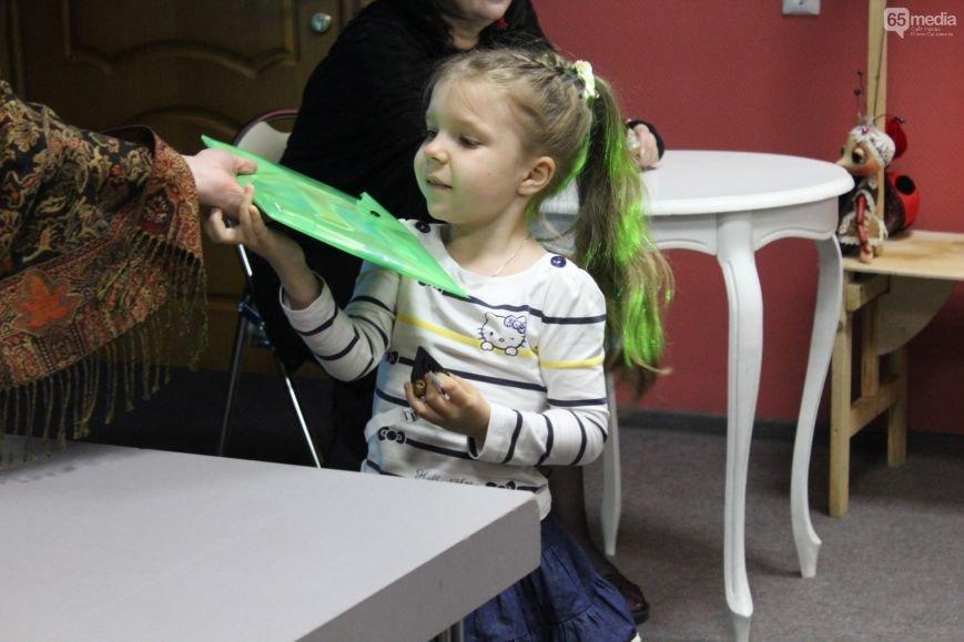 В Южно-Сахалинске началась подготовка к фестивалю домашних кукол, фото-3