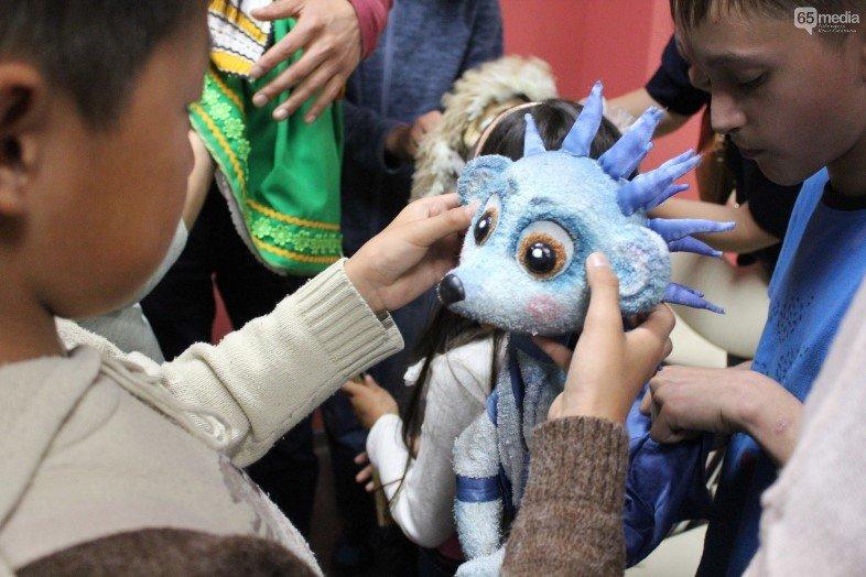В Южно-Сахалинске началась подготовка к фестивалю домашних кукол, фото-4