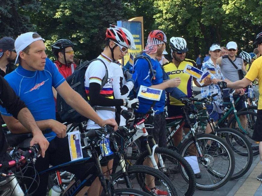 """В """"Велотур дружбы"""" по маршруту Мариуполь - Бердянск - Мариуполь отправилось около 100 велосипедистов (ФОТО, ВИДЕО)), фото-5"""