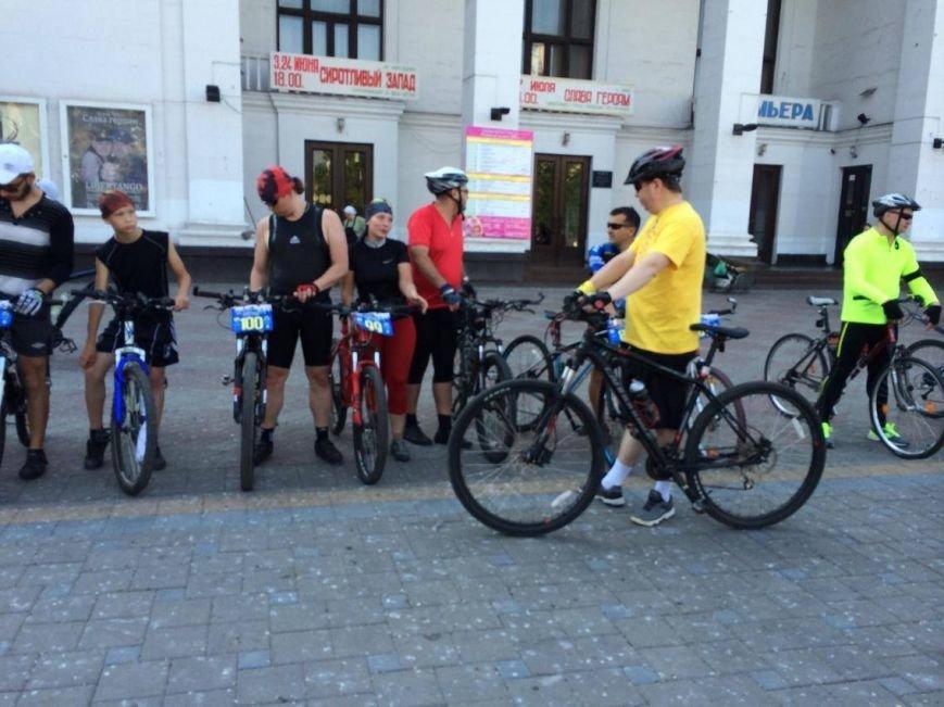 """В """"Велотур дружбы"""" по маршруту Мариуполь - Бердянск - Мариуполь отправилось около 100 велосипедистов (ФОТО, ВИДЕО)), фото-3"""