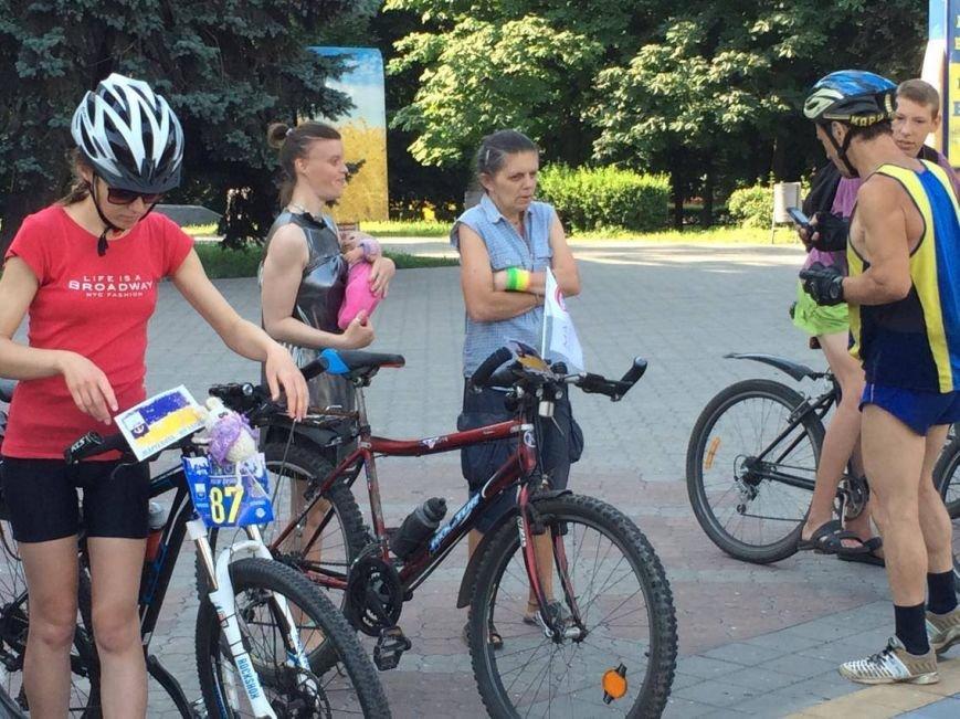"""В """"Велотур дружбы"""" по маршруту Мариуполь - Бердянск - Мариуполь отправилось около 100 велосипедистов (ФОТО, ВИДЕО)), фото-7"""