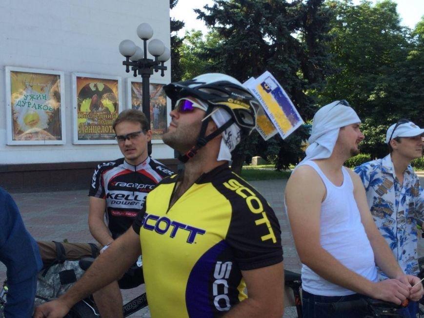 """В """"Велотур дружбы"""" по маршруту Мариуполь - Бердянск - Мариуполь отправилось около 100 велосипедистов (ФОТО, ВИДЕО)), фото-4"""