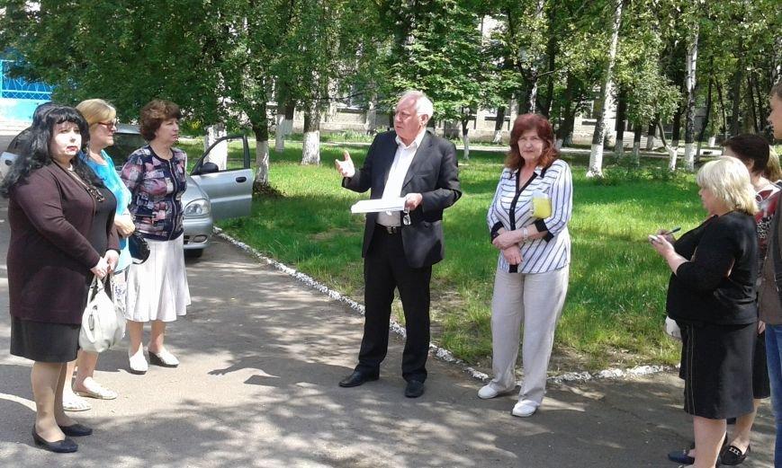В Авдеевке появится современная опорная школа (ФОТО), фото-1