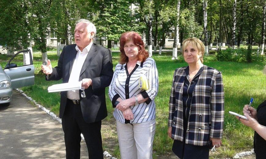 В Авдеевке появится современная опорная школа (ФОТО), фото-2