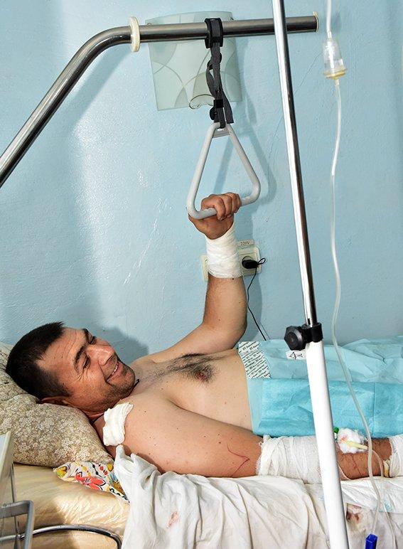 """Боец """"Сокола"""" был ранен во время взрыва гранаты в квартире, фото-2"""