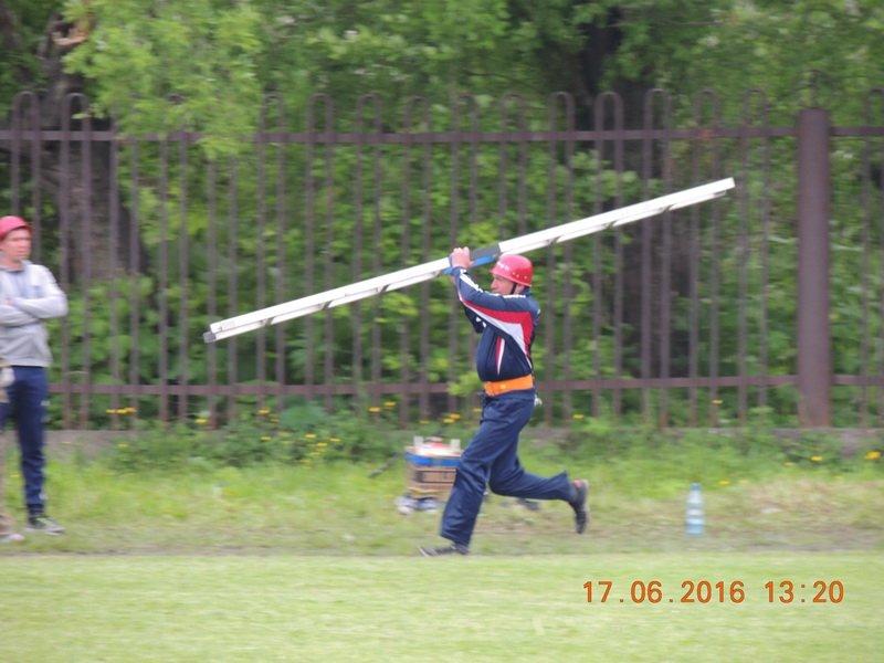 В соревнованиях по пожарно-прикладному спорту на Сахалине победила команда Долинска, фото-6