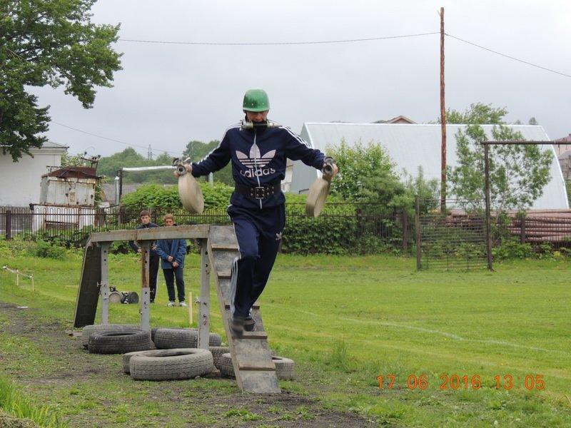В соревнованиях по пожарно-прикладному спорту на Сахалине победила команда Долинска, фото-5