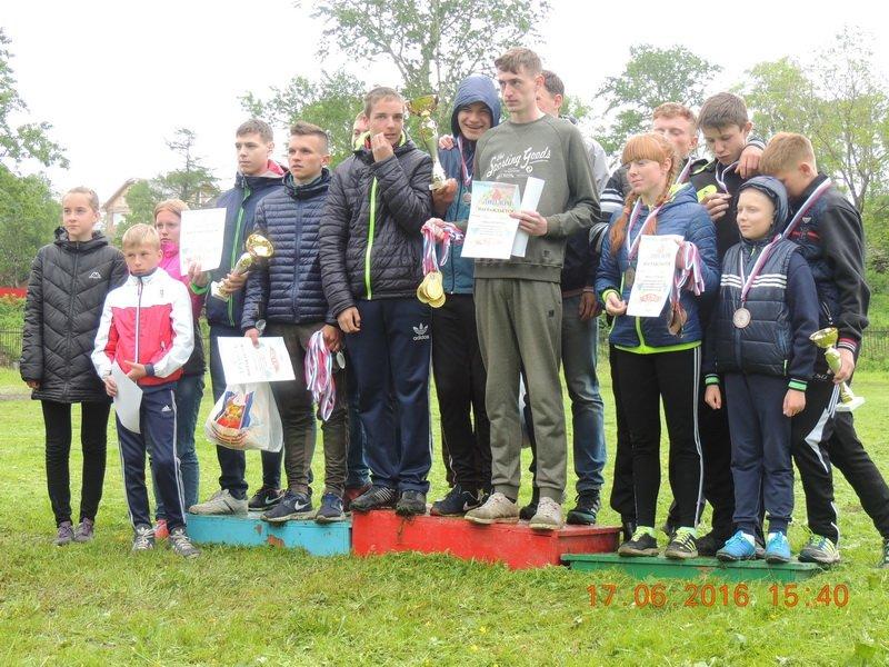 В соревнованиях по пожарно-прикладному спорту на Сахалине победила команда Долинска, фото-1