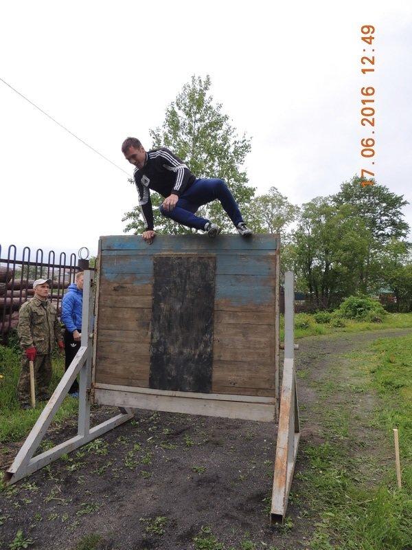 В соревнованиях по пожарно-прикладному спорту на Сахалине победила команда Долинска, фото-4