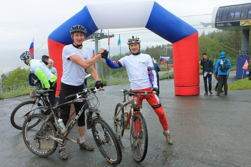 «Олимпийскую милю» пробежали и проехали в Южно-Сахалинске, фото-3