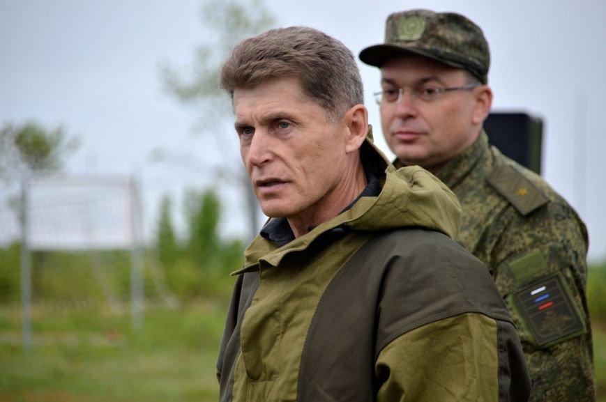 Масштабные командно-штабные учения прошли на Сахалине, фото-1
