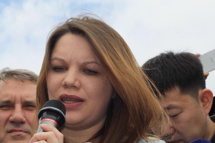 Сахалинские джипперы протестовали против очередных поборов, фото-3