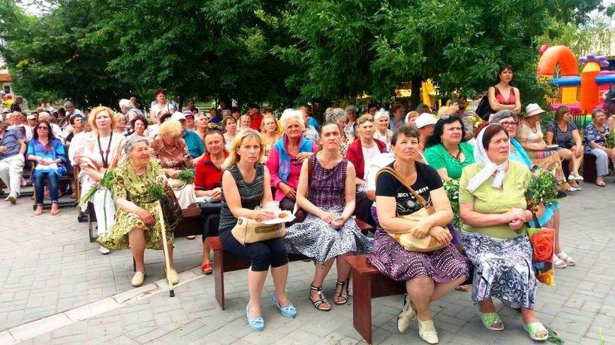 Херсонцы отметили праздник Троицы (фото, видео), фото-5