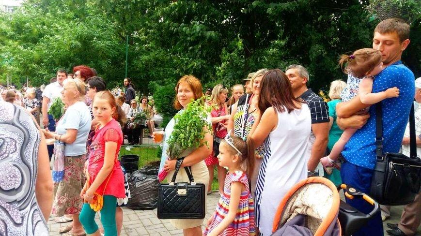 Херсонцы отметили праздник Троицы (фото, видео), фото-6