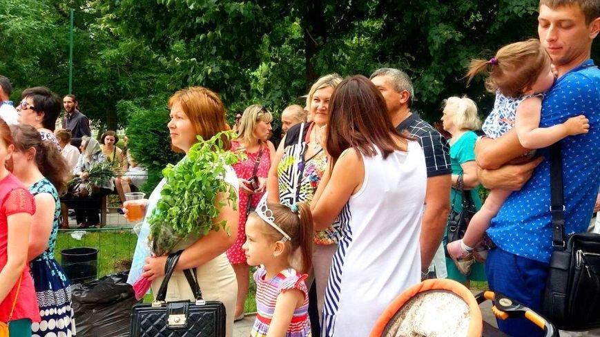 Херсонцы отметили праздник Троицы (фото, видео), фото-4