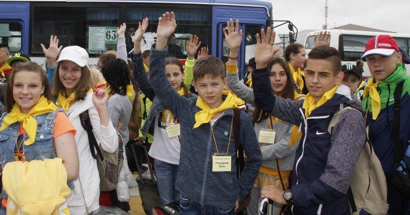 Сахалинские школьники отдохнут в Крыму, фото-4