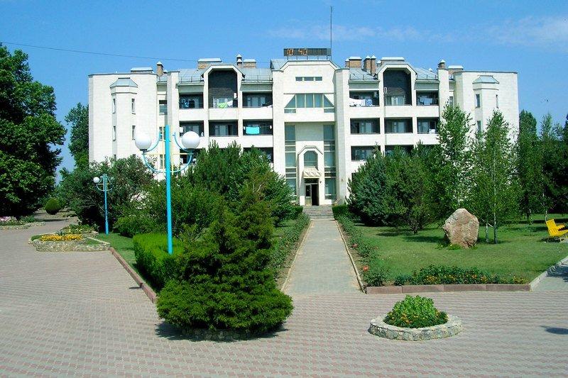 лагерь Лучистый Крым