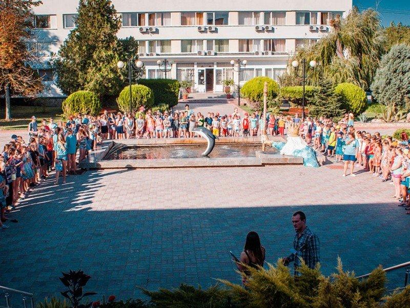 Сахалинские школьники отдохнут в Крыму, фото-1