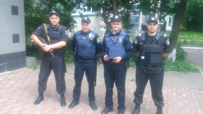 В Краматорске полиция готова к тревоге, фото-3