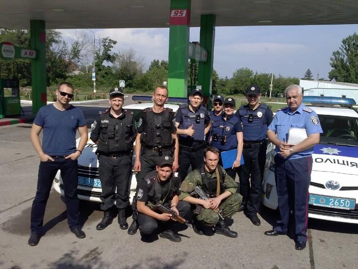 В Краматорске полиция готова к тревоге, фото-1