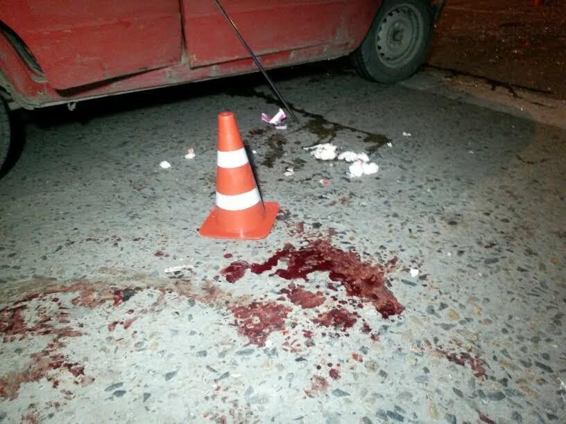 """В Мариуполе пьяные на """"шестерке"""" устроили погоню с копами (ФОТО+ВИДЕО), фото-8"""