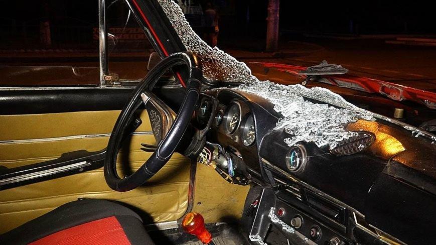 """В Мариуполе пьяные на """"шестерке"""" устроили погоню с копами (ФОТО+ВИДЕО), фото-13"""