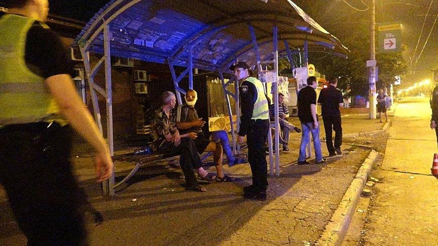 """В Мариуполе пьяные на """"шестерке"""" устроили погоню с копами (ФОТО+ВИДЕО), фото-5"""