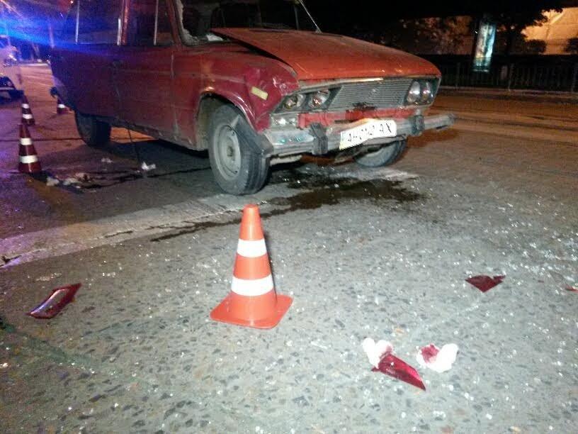 """В Мариуполе пьяные на """"шестерке"""" устроили погоню с копами (ФОТО+ВИДЕО), фото-19"""