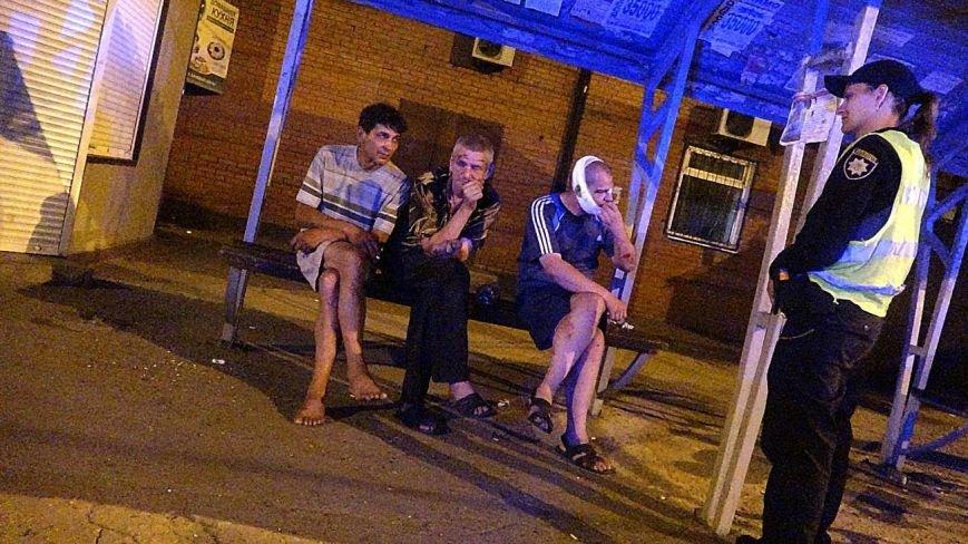 """В Мариуполе пьяные на """"шестерке"""" устроили погоню с копами (ФОТО+ВИДЕО), фото-16"""