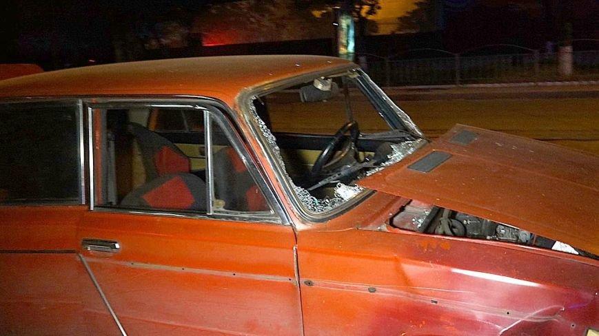 """В Мариуполе пьяные на """"шестерке"""" устроили погоню с копами (ФОТО+ВИДЕО), фото-2"""