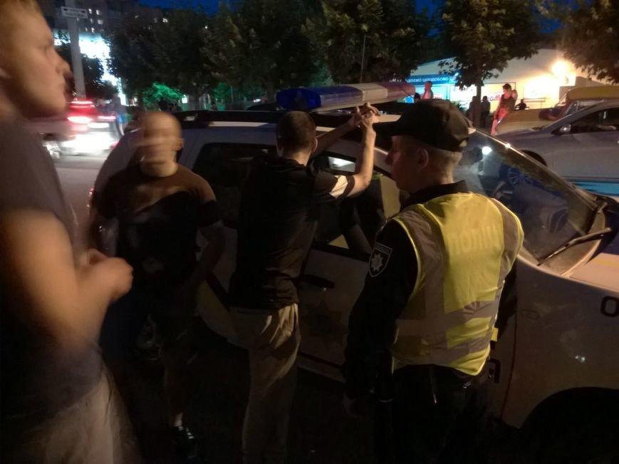 Пьяный водитель устроил аварию в Краматорске, фото-2