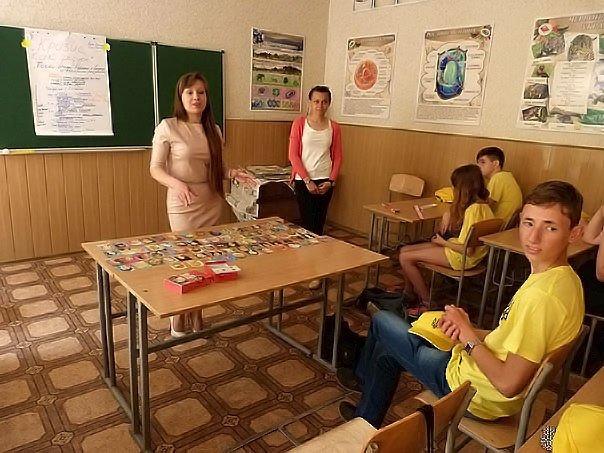 Школьники Краматорска окунулись в студенческую жизнь, фото-2