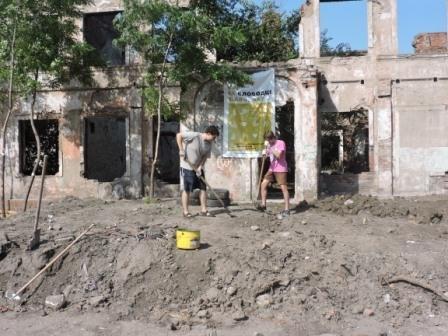 Молодежь Мариуполя готовится к открытию свободного пространства (ФОТО), фото-1