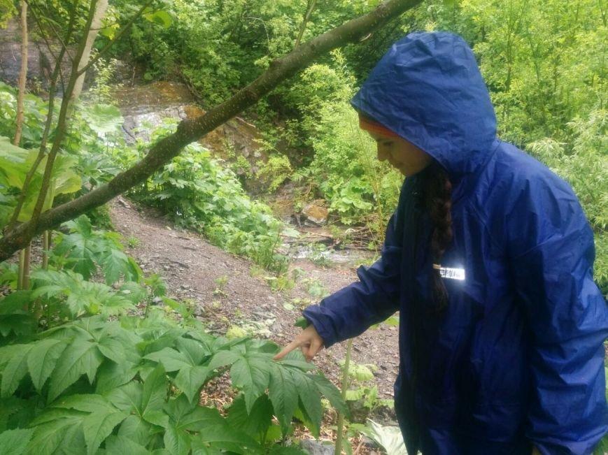 ознакомление с маршрутом на Уюновский водопад (11)