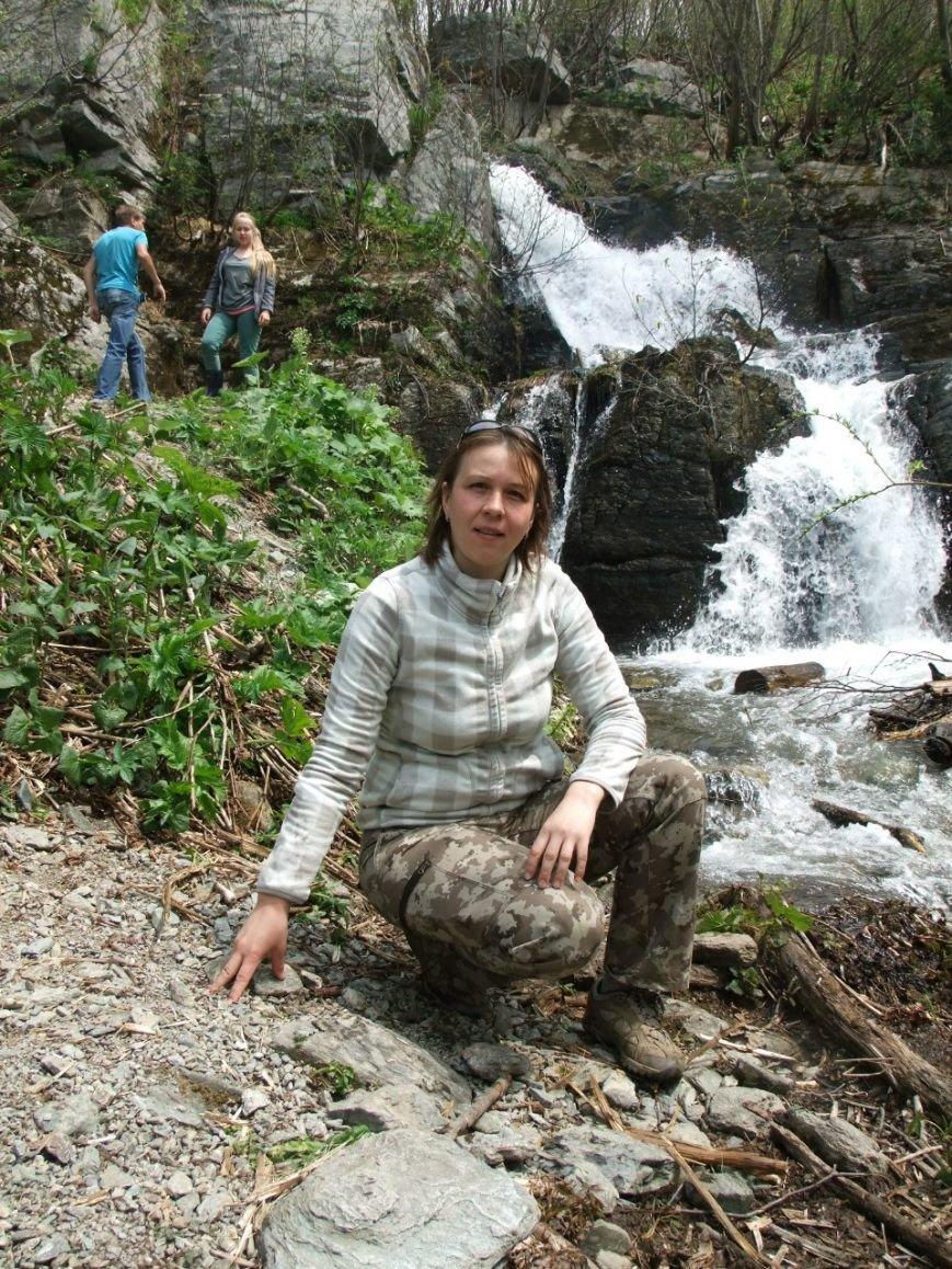ознакомление с маршрутом на Уюновский водопад (3)