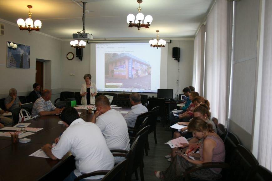 В Троицке прошёл семинар по размещению вывесок, фото-3