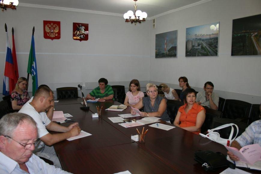 В Троицке прошёл семинар по размещению вывесок, фото-2