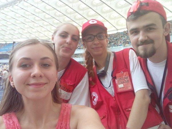 """На концерті """"Океану Ельзи"""" чергували білоцерківські волонтери, фото-2"""