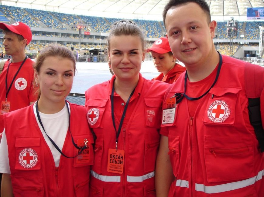 """На концерті """"Океану Ельзи"""" чергували білоцерківські волонтери, фото-1"""