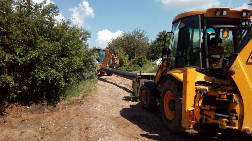 Водоснабжение жителям микрорайона «Восточный» обещают восстановить до конца июня, фото-4