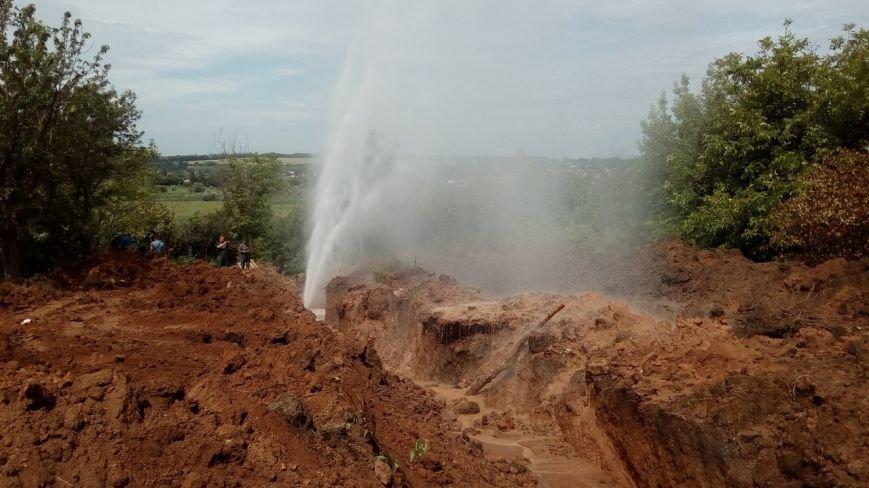 Водоснабжение жителям микрорайона «Восточный» обещают восстановить до конца июня, фото-2