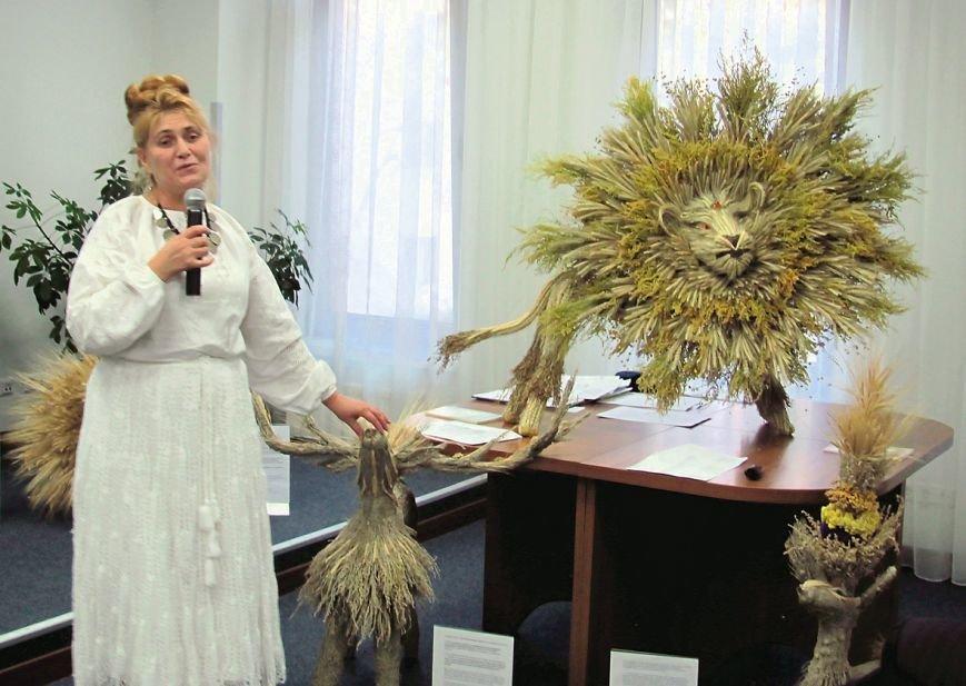 Унікальна виставка Лесі Колосенко у Білій Церкві, фото-2