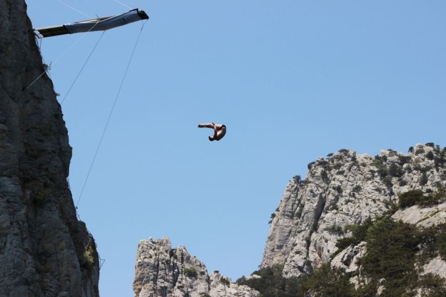 Прыжок с вышки (6)
