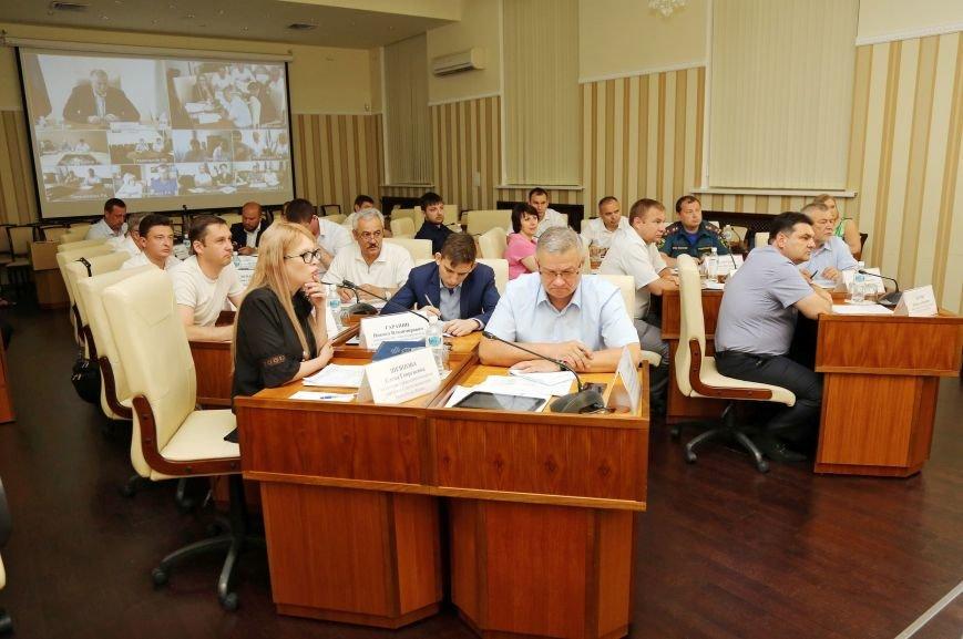 Аксёнов отметил положительную динамику выполнения поручений в выходные дни в некоторых районах Крыма (ФОТО), фото-4
