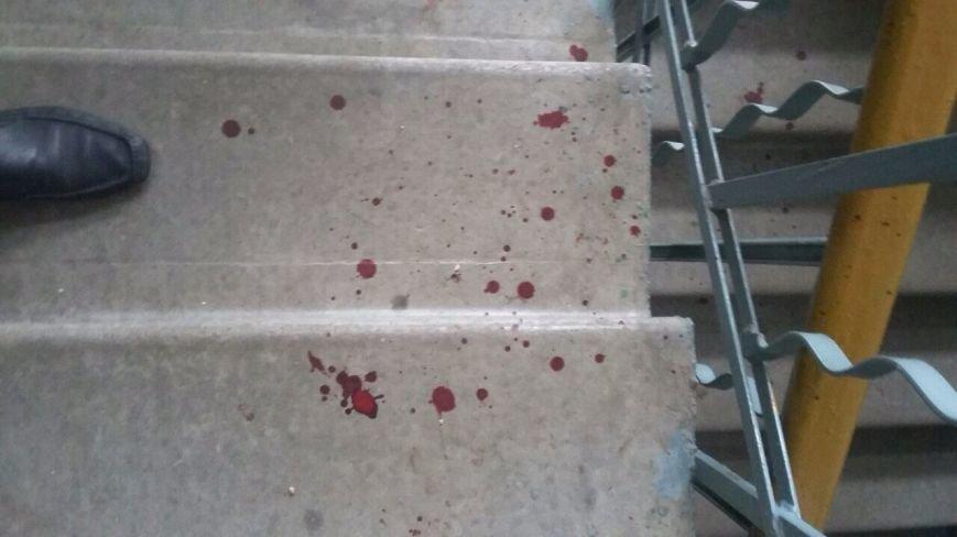 В Каменском мужчина до смерти избил бомжа, ночевавшего в его подъезде, фото-2