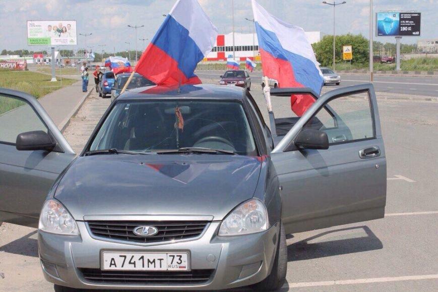 Ульяновцы взяли реванш после неудачного автопробега, фото-3