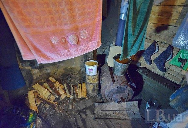 Медсестра из Доброполья уже второй месяц живет в блиндаже, фото-3