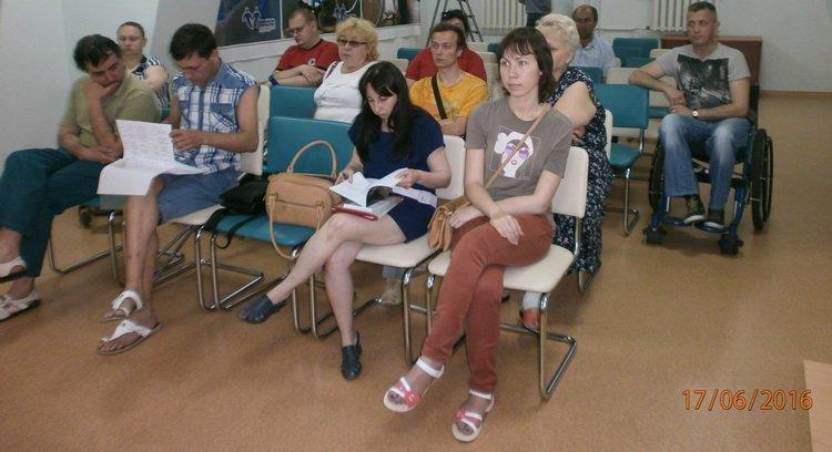 В Краматорске инвалидам помогают искать работу, фото-3