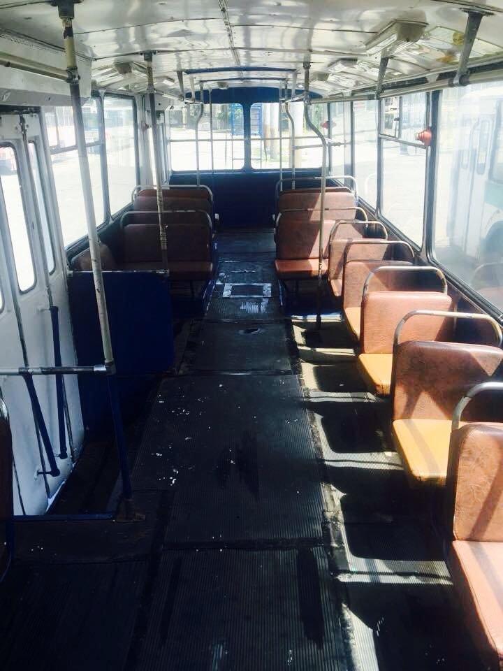 На улицы Херсона готовы выйти два обновленных троллейбуса (фото), фото-5
